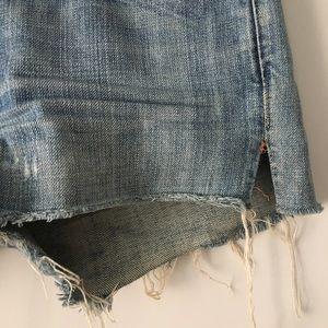 Earnest Sewn Shorts - COPY - Earnest Sewn Cutoff Denim Jean Shorts - 28